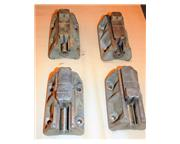 """(4) 12"""" x 8"""" Face Plate Type Chuck Jaws"""