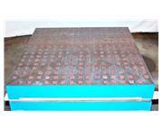 "Acorn Style Welding Tables 60"" x 60"" x 6.5"""
