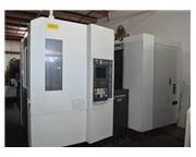 MORI SEIKI, NH5000/40DCG, MXS-701 CNTRL, CNC HORIZONTAL MACHINING NEW: 2007