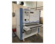 Steelmaster Belt/Brush Grinding and Deburring Unit