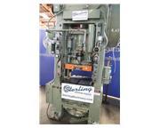 100 Ton, Minster # S1-100-24-30 , press, air clutch & brake, #8745