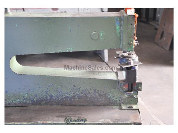 Roper Whitney # 58 , kick punch press, 5 ton, punch & die, stand, s/n #2309-4-78, used, #A4037