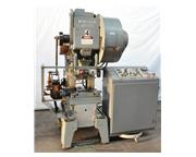 "22 Ton, Minster # B1-22 , high speed punch press,20"" x 12"" bed,0-850 SPM, A/C &"