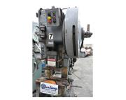 "22 Ton, Minster #3, hi-speed OBI punch press, 1-1/4"" stroke, 20"" x 12"" bed,"
