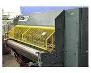 "75 Ton, Samco # TC-75 , 32"" x 67"" bed, full head, 39"" tray height, 6.8"""
