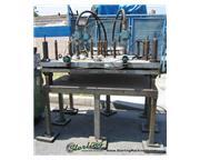 50 Ton, Airam # 3562 , cut-off press, dual palm control, air tank, 1980, #9175