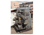 "Toolmaster horizontal milling machine, 10"" x 43"", vertical milling machine head"