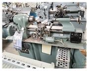 "Hardinge # HLV , 11"" x 18"" precision tool room lathe, inch threading, 3-Jaw chuc"