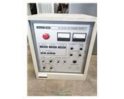Hansvedt # CS-1-WORKMAN/201 , 20 amp ram style EDM, floor standing, operators manual, used