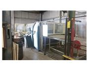 Salvagnini # S-4 , integrated punching & shearing center, new punch head & tables, #CD5110