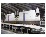 1000 Ton, Pacific # FK1000-26/22 , tandem hydraulic press brake, DNC 80 CNC, tooling, #CD5