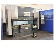 192 Ton, Durma # AD-S30175 , 10' OA, 7-Axis CNC hydraulic press brake, elec.foot pedal, #A