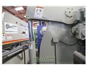 "175 Ton, Accurpress # 717512 , 12' OA, 125"" BH, hydraulic, ETS 100 pedestal control,"