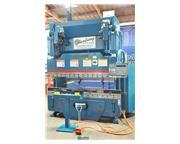90 Ton, Cincinnati Form Master II # 90FMIIX6 , hydraulic, 8' OA, 2-Axis CNC BG, used, #A34