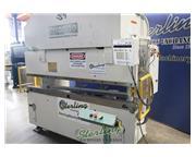 65 Ton, Piranha # 6508 , 8' OA, hydraulic, Automec Autogage CNC300 BG, s/n #6508-1165, #A4