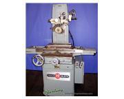 "6"" x 18"" Parker Majestic #2, surface grinder, Optidress Mircoscope wheel dresser"
