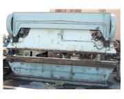 240 Ton, Steelweld # H3 , 16' OA, mech.cl.& brake, power.ram adj., auto lube, 10 HP, #4273