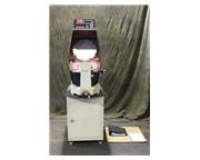 "14"" Screen Scherr-Tumico 20-3600 OPTICAL COMPARATOR, w QC 2000 DRO, FACTORY CABINET,"
