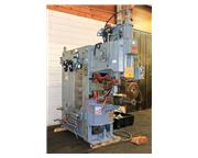 "100 KVA 36"" Throat Taylor-Winfield M8CB-38-100-LCD SPOT WELDER, Seam Welder w/Intertr"