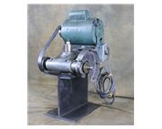 0.75HP Motor Dumore 57-021 TOOL POST GRINDER, external grinding spindle, for lathes 9""