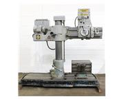 "3' Arm Lth 9"" Col Dia Giddings  Lewis Chipmaster RADIAL DRILL, Power Elevation,  Box"