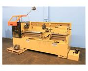 "20"" Swing 60"" Centers Bridgeport-Romi 20-10 ENGINE LATHE, Inch/Metric,Gap,3&quot"