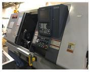 """20.67"""" Swing 22.63"""" Centers Mazak SQT-200MSY CNC LATHE, Mazatrol 640T, C  Y Axes"""