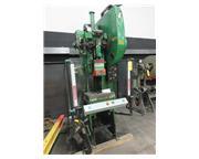 "22 Ton 4"" Stroke Niagara M22 OBI PRESS, Air Clutch"