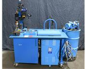 15 KVA Cammann C-25-SQSS TAP DISINTEGRATER, Portable, Auto Cammamatic feed, Head on Mag Ba