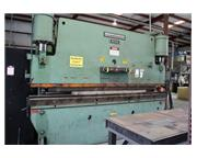 "175 Ton 144"" Bed Niagara HBM-175-10-12 PRESS BRAKE, Hurco Autobend 7 CNC Back Gauge"