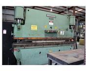 "175 Ton 144"" Bed Niagara HBM-175-10-12 PRESS BRAKE, Hurco Autobend 7 CNC Back Gauge"