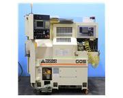 Wasino G05 CNC LATHE, Fanuc 21iT