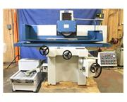 "16"" Width 32"" Length Kent KGS-84AHD SURFACE GRINDER, AUTO IDF, 3X AUTO FEEDS, DR"
