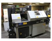 "1.25"" Dia. Star SR-32 CNC SWISS TYPE LATHE, Fanuc 16T, 4 Spindle Endworking, Backwork"