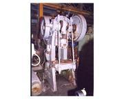 """60 Ton 8"""" Stroke Federal 5, 60 Ton OBI PRESS, Mechanical Clutch"""