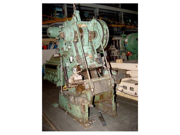 "45 Ton 3"" Stroke Perkins 45-S OBI PRESS, Air Clutch - Variable Stroke"