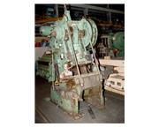 "45 Ton 3"" Stroke Perkins 45-S OBI PRESS, Air Clutch - Variable Stroke"