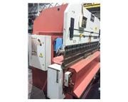 "110 Ton 120"" Bed Guifil PE30-100 PRESS BRAKE, Automec CNC 1000 3-Axis Back Gauge"