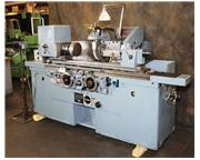"""12"""" Swing 36"""" Centers Karsten ASA OD GRINDER, hyd. Table, auto infeed, plunge, r"""