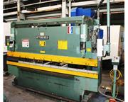 "70 Ton 120"" Bed Betenbender 10-70 PRESS BRAKE, CNC 150 Single Axis Automec Autogauge"