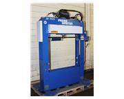 "30 Ton 12"" Stroke Pressmaster HFP-30 MWH H-FRAME HYDRAULIC PRESS, Powered Movable Wor"