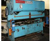 "25 Ton 96"" Bed Niagara IB-25-6-8 PRESS BRAKE"