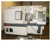 Tsugami FA-65 CNC LATHE, Fanuc 0TTC, Live Tool, SubSpindle