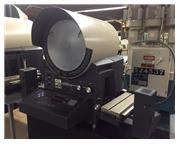 """14"""" Screen OGP OQ-14B OPTICAL COMPARATOR, Di-Metric Plus DRO w/Prog. Geometric Functi"""