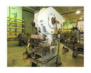 "45 Ton 3"" Stroke Minster B1-45 OBI PRESS, Variable Speed - Air Clutch"