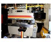 "60 Ton 72"" Bed Accurpress 7606 PRESS BRAKE, Accurpress 2-Axis CNC ETS 2000 Control"