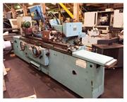 """15.75"""" Swing 59"""" Centers Tos BHU40A/1500 OD GRINDER, hyd. Table, auto infeed, pl"""