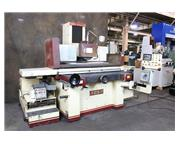 "16"" Width 40"" Length Acer SUPRA-1640AHD SURFACE GRINDER, PROGRAMMABLE AUTO IDF,"