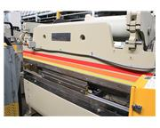 "60 Ton 96"" Bed Accurpress 7608 PRESS BRAKE, Automec 2 Axis CNC 99 Control"