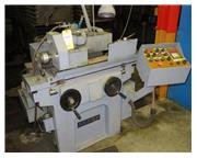"6"" Swing 18"" Centers Sharp OD618A OD GRINDER, PLC AUTO INFEED CONTROL WITH PLUNG"